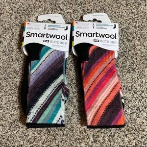 (2) New Smartwool  Socks